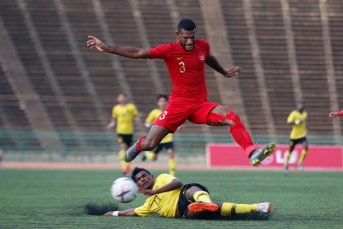 Pelatih Kamboja Lupa Dengan Marinus Yang Cetak 2 Gol