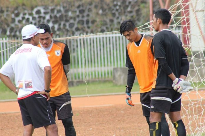 Pelatih Persipura Sulit untuk Cari Kiper Asli Papua
