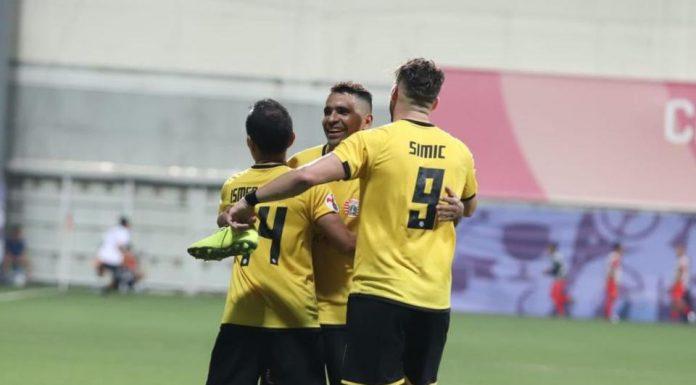 Penjelasan Persija Soal Jersey Kuning Di Kualifikasi LCA 2019