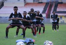 Persipura Kembali Jadi Tim Musafir Di Liga 1 2019