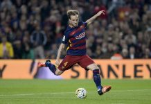 Petinggi Barca Bertemu CEO Inter Bahas Transfer Rakitic