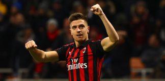 Piatek; Saya Belum Pantas Dibandingkan Dengan Legenda Milan!