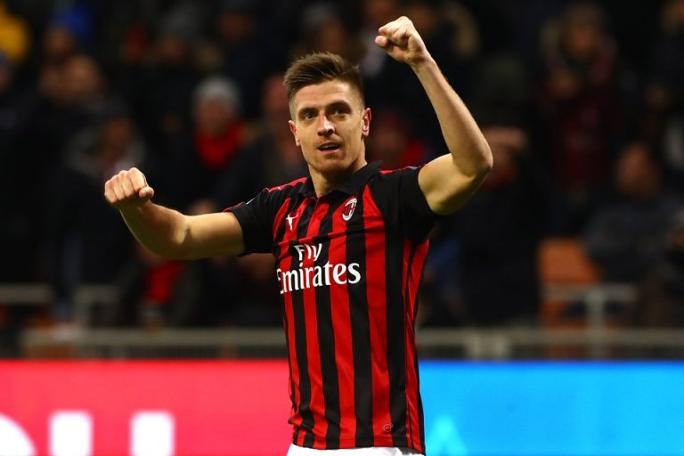 Piatek: Saya Belum Pantas Dibandingkan Dengan Legenda Milan!