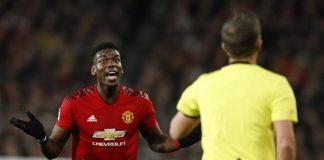Pogba Samai Catatan Nani di Liga Champions