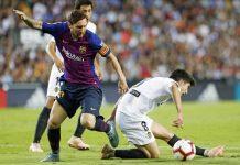 Prediksi Barcelona vs Valencia Aroma Pesta Gol