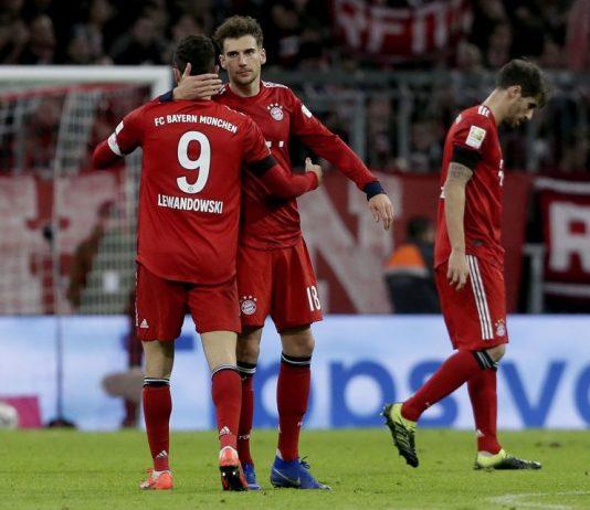 Prediksi Bayern vs Hertha Misi Rebut Puncak Klasemen