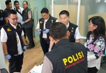 Ferry Paulus Klarifikasi Soal Dokumen Yang di Hancurkan