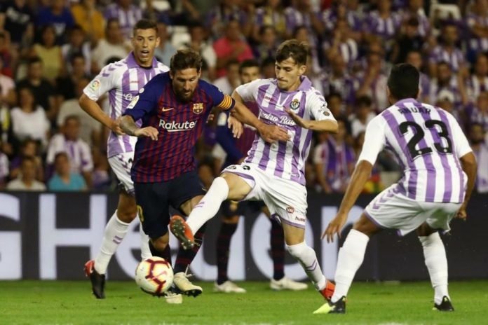 Preview Barcelona vs Valladolid; Tes Sebelum Lyon
