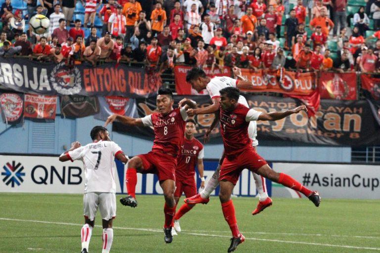 Punya Rekor Buruk, Persija Optimis Kandaskan Home United