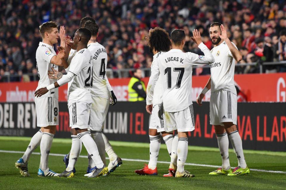 Real Madrid Bantai Alaves di La Liga