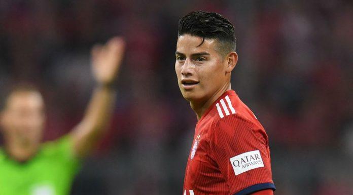 Ronaldo Bujuk James Rodriguez Bergabung dengan Juventus
