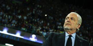 Aurelio De Laurentiis Kritik Tiffosi Napoli Terkait Stadion Sepi Pendukung