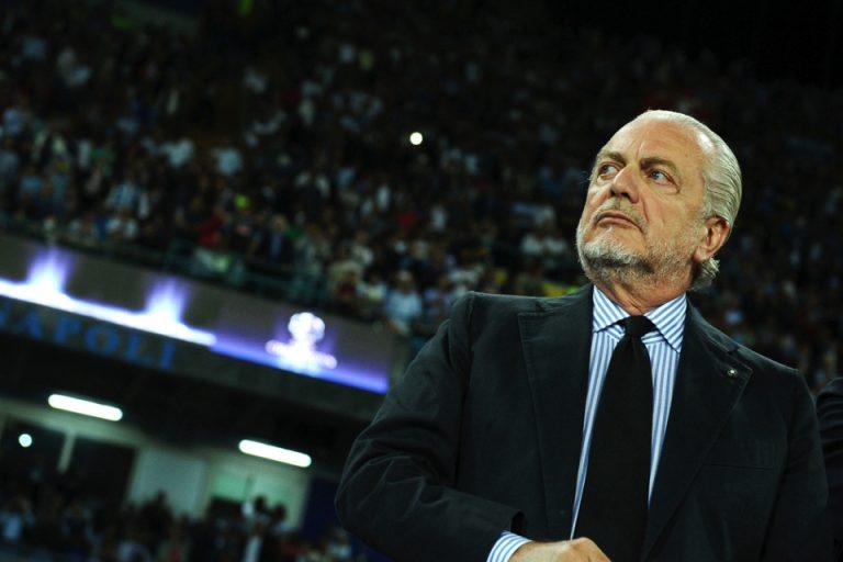San Paolo Sepi Penonton, De Laurentiis Kritik Loyalitas Tiffosi Napoli