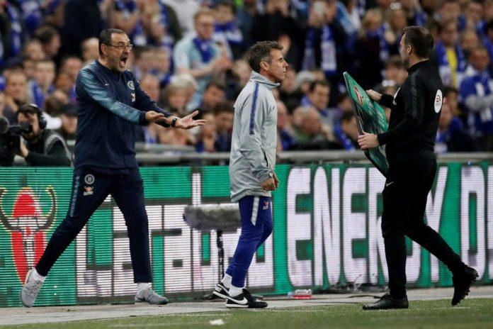 Sarri; Kepa Sudah, Kini Saatnya Fokus ke Tottenham