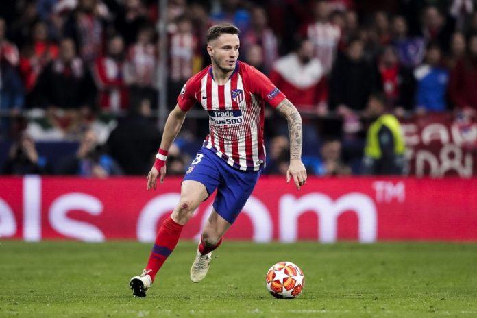 Saul Niguez, Barcelona, Atletico Madrid,
