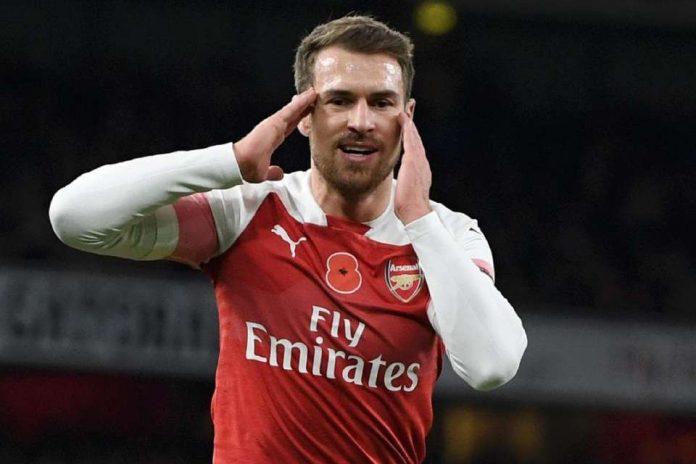 Sebelum Gabung Juventus, Ramsey Hampir Merapat ke La Liga