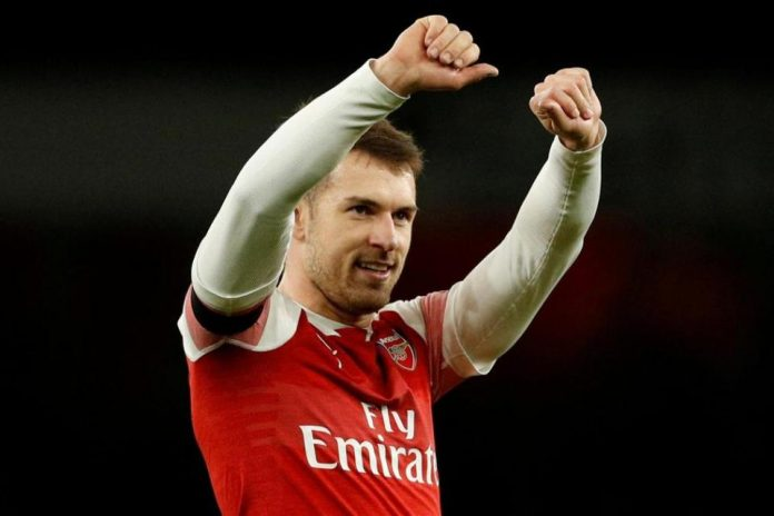 Aaron Ramsey Menambah Pemain Gratis Yang di Datangkan Juventus