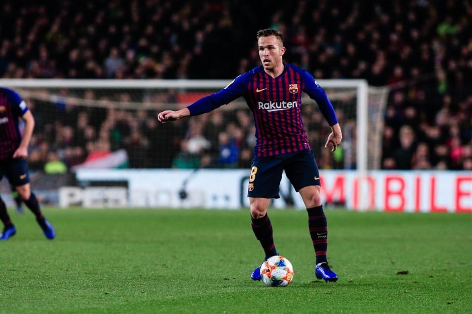 Buat Arthur Melo: Juventus Dan Barcelona Sama Saja