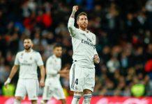Sergio Ramos Menuju Laga ke-600 Bersama Real Madrid