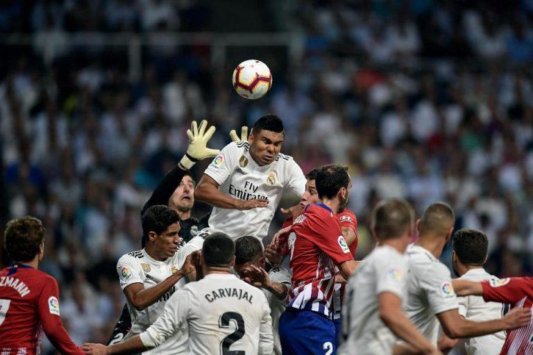 Simeone Buru Kemenangan Ke-10 Di Laga Derby Madrid
