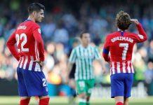 Simeone Kecewa Dengan Debut Morata