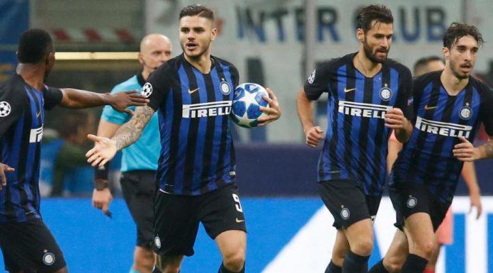 Skuat Inter Dukung Pencopotan Ban Kapten Icardi