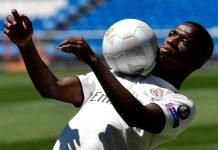 Solari: Vinicius Setara dengan Bale dan Benzema