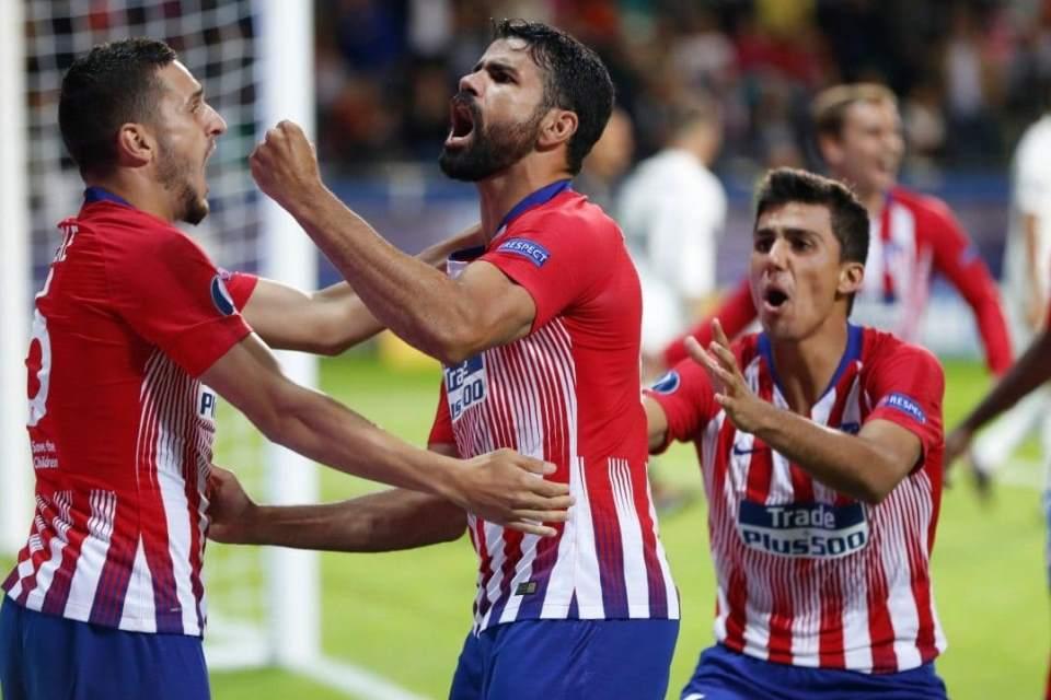 Diego Costa Pulih, Atletico Madrid Gembira