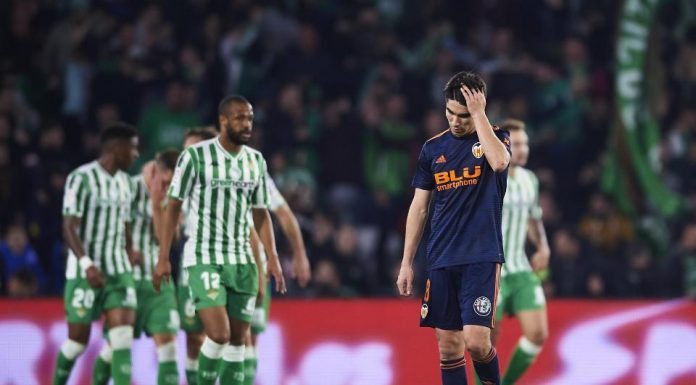 Tahan Imbang Betis 2-2, Valencia Kirim Satu Kaki ke Final