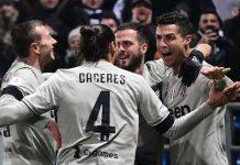 Tak Ada Perlakuan Spesial Untuk Ronaldo di Juventus