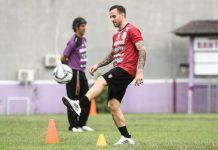 Teco Tak Jamin Paulo Sergio Masuk Skuat Inti Bali United