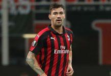 Tepis Rumor ke Juventus, Romagnoli- Saya Bahagia di Milan