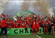 Terbukti Terlibat Match Fixing, Persija Harus Kembalikan Trofi