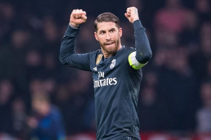 UEFA Akan Selidiki Kartu Kuning 'Sengaja' Ramos