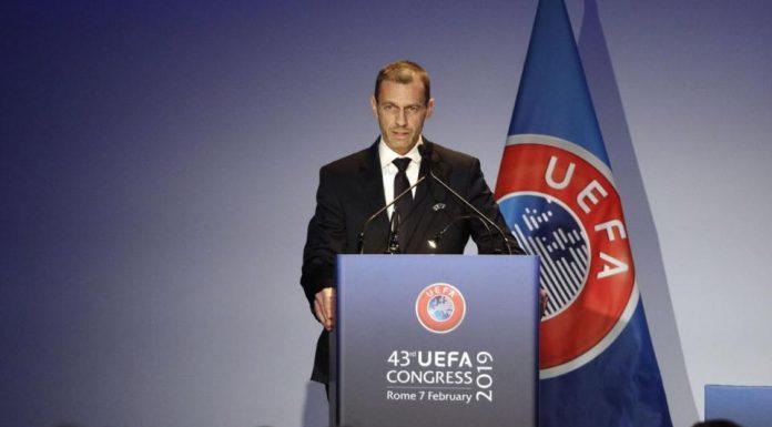 UEFA Siap Perbarui Peraturan Financial Fair Play