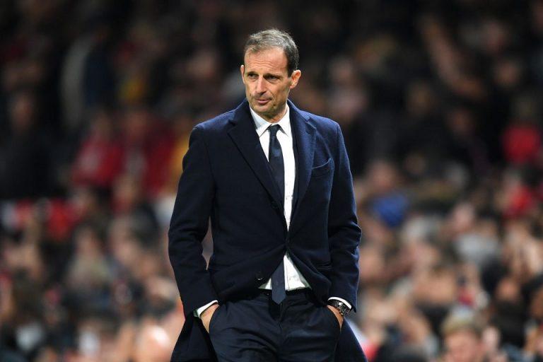 Ditandingi Inter, Juventus Panggil Balik Allegri?