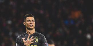 Ungkapan Presiden Atletico Terhadap 5 Jari Ronaldo