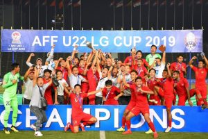 Usai Juara Piala AFF U22, Jokowi; Kebangkitan dan Kemajuan Sepak Bola Indonesia