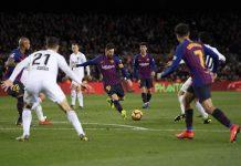 Valverde Berharap Cedera Messi Tidak Terlalu Buruk