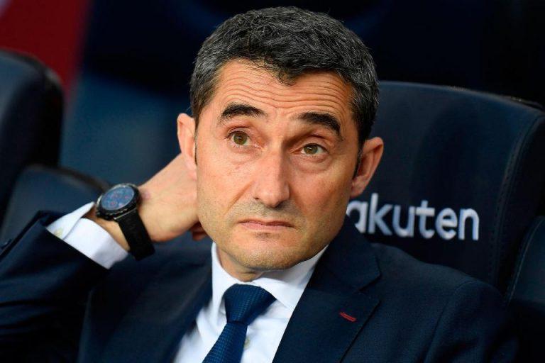 Valverde Enggan Berkomentar Kemenangan Madrid di Laga Derby