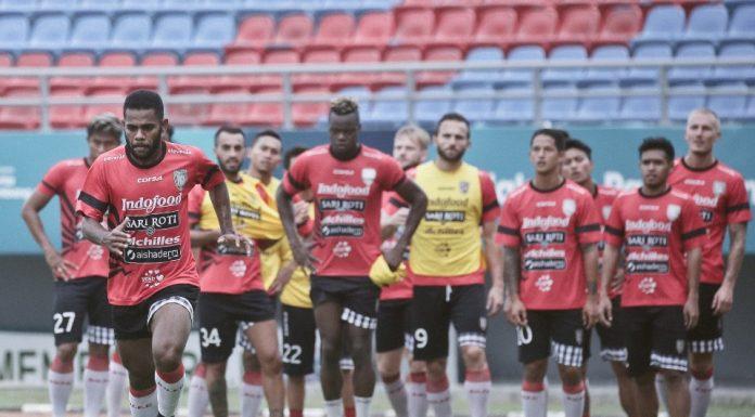 Waspadai Persela, Bali United Bertekad Curi Gol di Surajaya