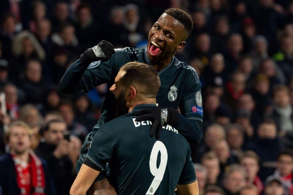 Wonderkid Ini Jadi Raja Assist Baru di Real Madrid