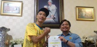 Berita Bola Liga Indonesia - Yoo Jae Hoon Pilih Barito Karena Alasan Ini