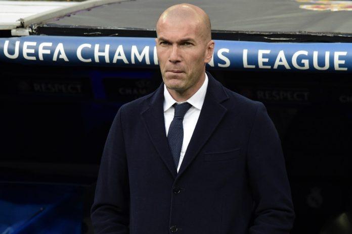 Zidane Disebut Masih Berharap Bisa Latih Juventus