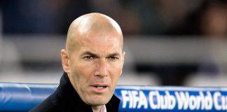 Zidane Jadi Kandidat Teratas Pengganti Allegri di Juventus