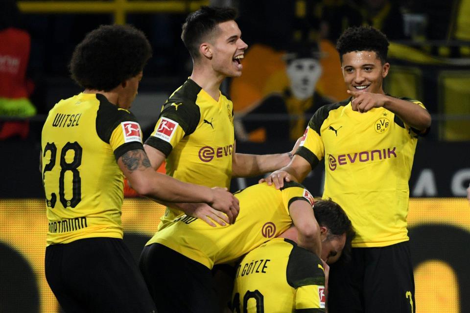 Zorc Dortmund Tetap Kompetitif Tanpa Reus