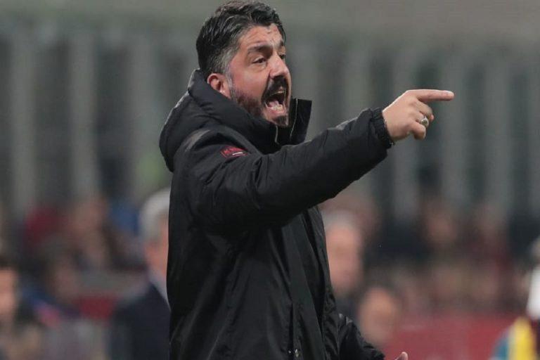 Gattuso Rela Milan Finis di Bawah Inter dengan Alasan Ini