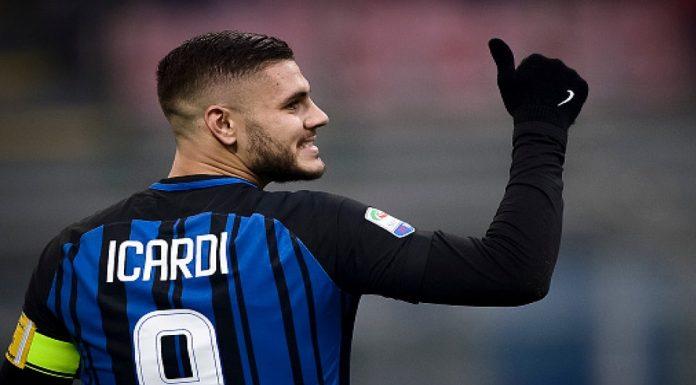 Inter Siap Turunkan Klausul Rilis Icardi