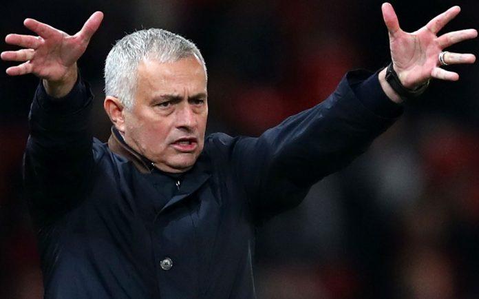 Miliki Kriteria yang Sesuai, Tim Ini Siap Menjadi Destinasi Mourinho Berikutnya