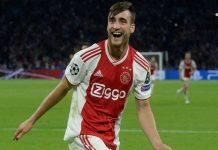 Ketertarikan Madrid atas Wing Back Ajax semakin merebak